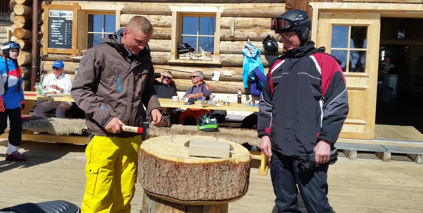 Skitag 3